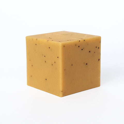 Citrus and Poppy Seed Soap Bar