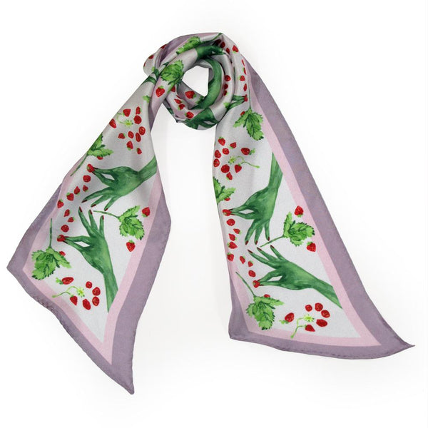 Green Fingers Scarf