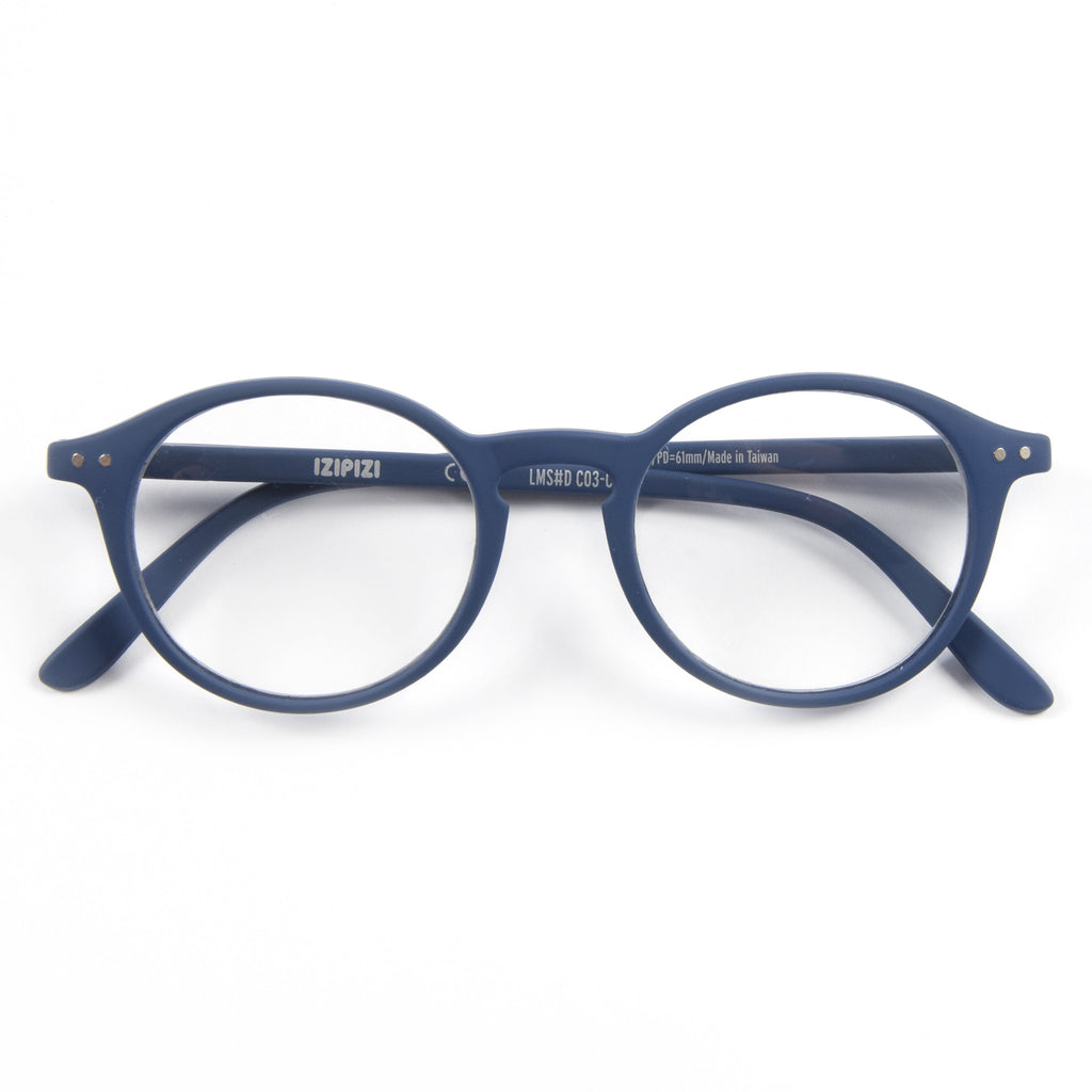 6b7df473450 Blue Reading Glasses Style D – Auckland Art Gallery Shop
