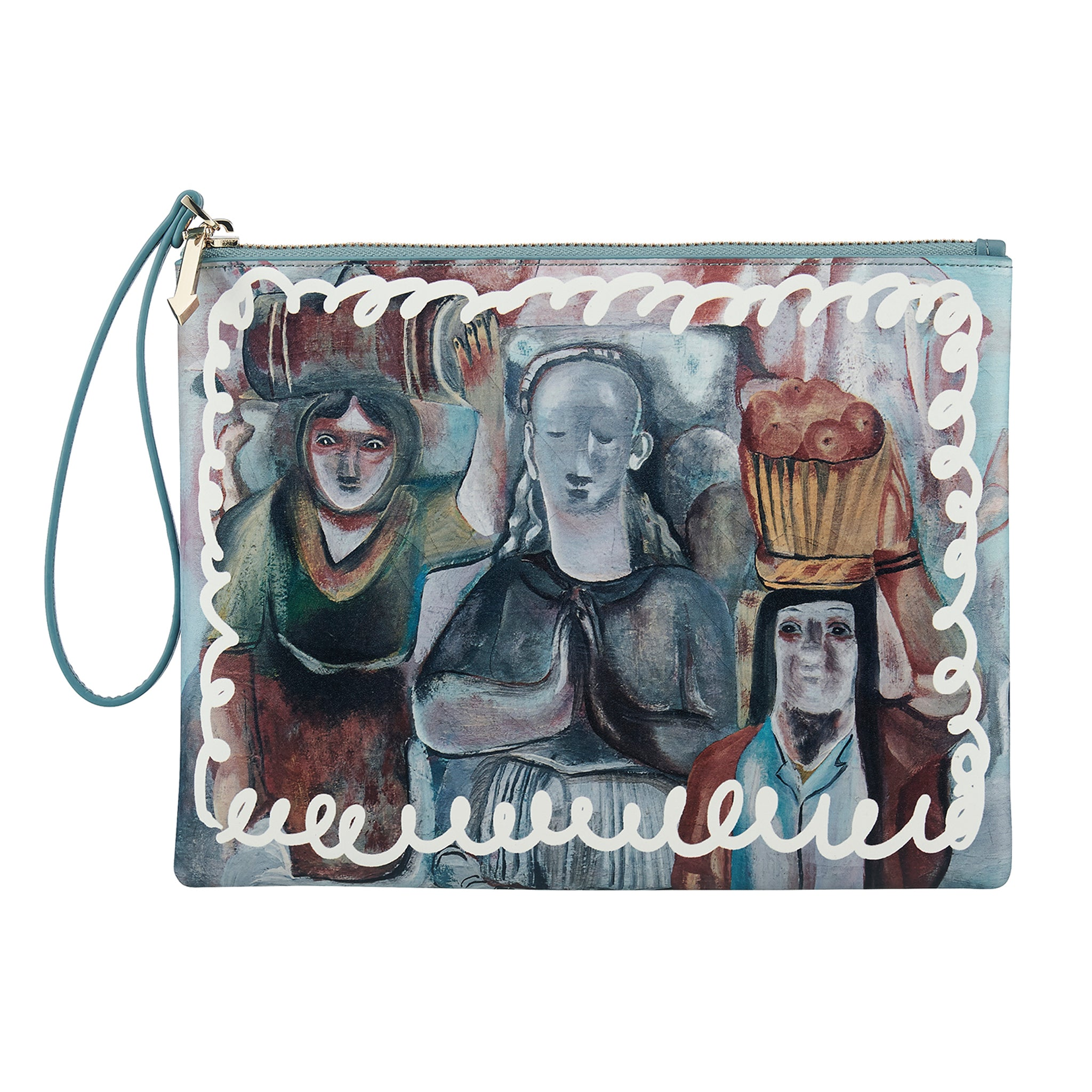 Karen Walker X Frances Hodgkins Travel Case Image