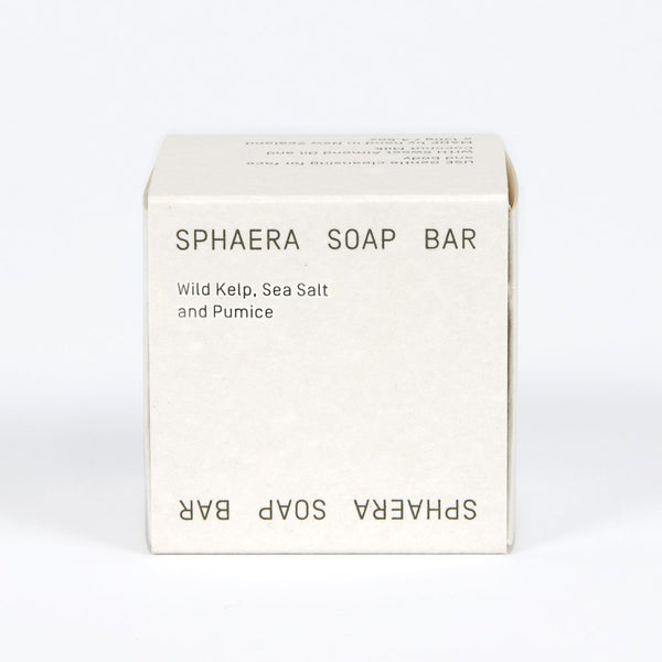 Wild Kelp, Sea Salt and Pumice Soap Bar