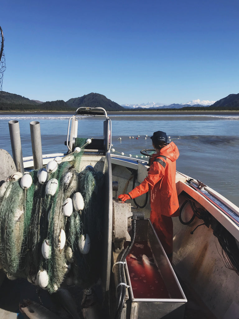 Connecting Community with Sustainable Salmon
