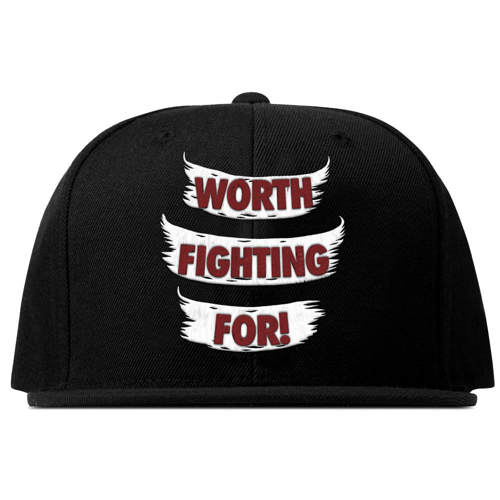 Worth Fighting For Snapback