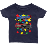 Autism chevy wagon infant