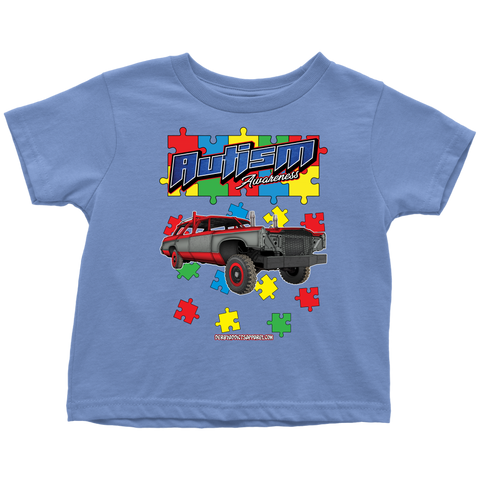 Autism chevy wagon toddler
