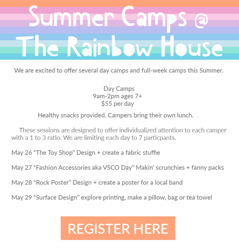 Rainbow House Summer Camp