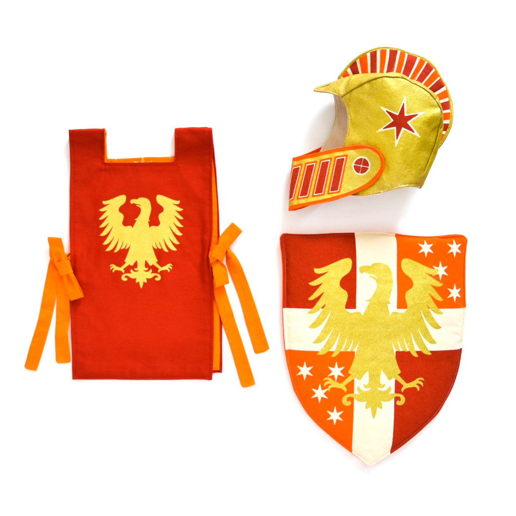 Red Knight Tunic: Phoenix