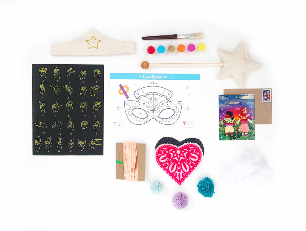 Super Butterfly Kit (6 Projects) + FREE SHIPPING