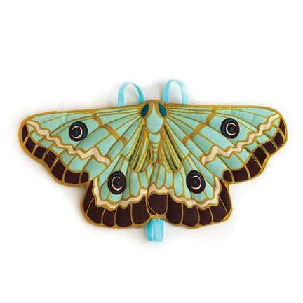 Mint Shimmery Butterfly Wings