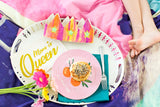Mother's Day Paint Your Own Crown for Mom, Mother is Queen Keepsake, Personalized Mother's Day Gift