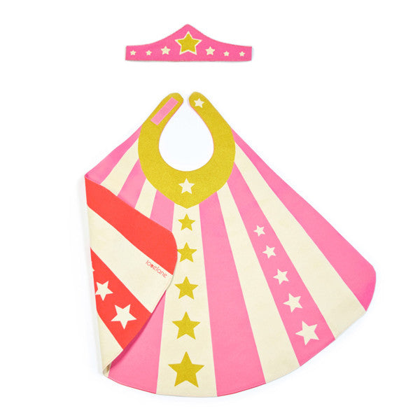 Super Gal - Super Tiara and Cape Set