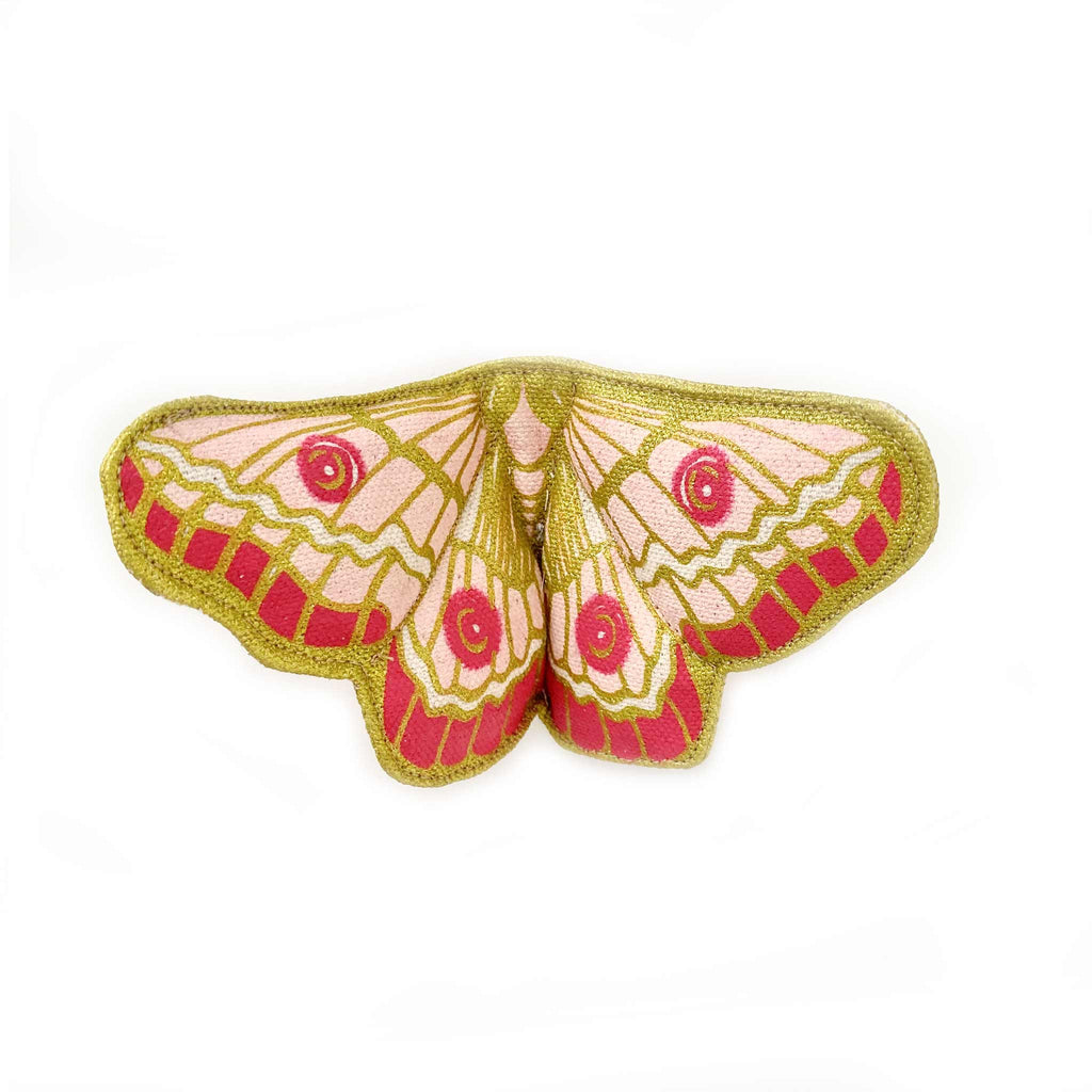 Butterfly Holiday Ornament: Multi Colors