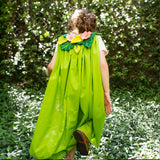 Mother Earth Showcase: Handpainted Cape 3-7 Ready to Ship