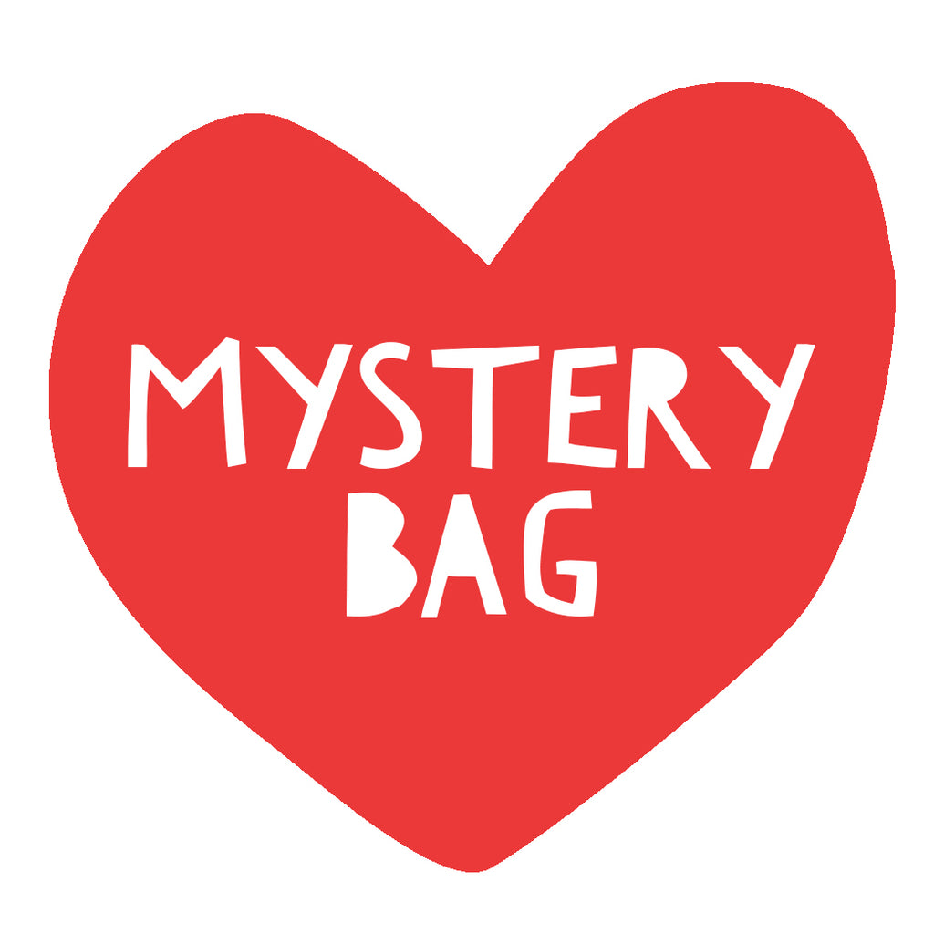 Mystery Bag, several SIZE choices, Super FUN!!