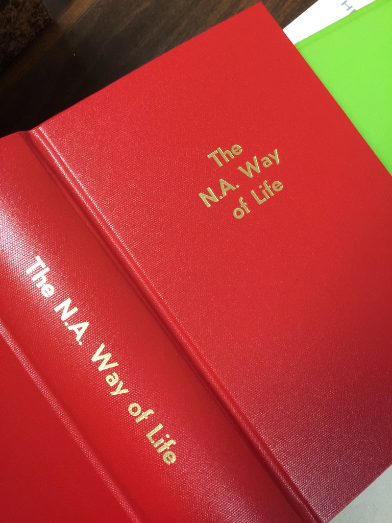 NAWOL Hard Cover back in Stock