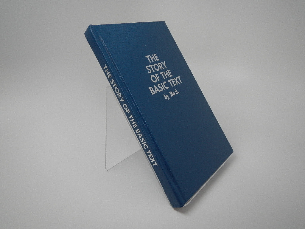 "The Story of The Basic Text ""Hard Cover"""