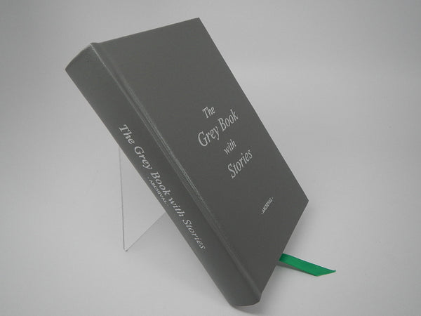 "The Grey Book with Stories ""Hard Back"""