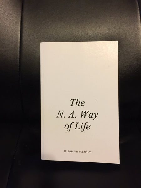 The NA Way of Life (soft cover)