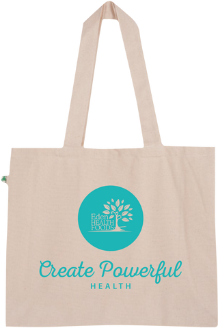 Organic Cotton Large Tote Bag