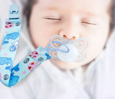 Pacifier Clip (5 Pack)