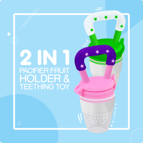 Baby Fruit Feeder Pacifier (2 Pack)