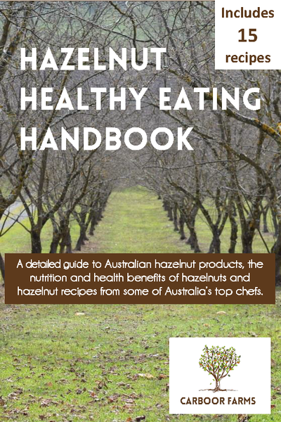 Hazelnut Healthy Eating Handbook