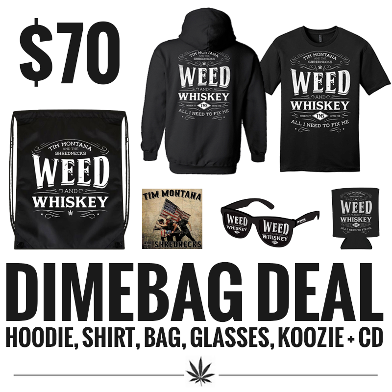 Dimebag Deal w/ CD