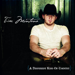 A Different Kind Of Country CD