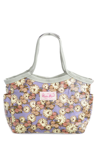 Candy Flowers Shoulder Bag Caitlyn - Vintage Watch - tas model Shoulder baru - www.baglovers.id - 1