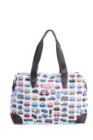 Candy Flowers Shoulder Bag Caitlyn ? Skydiving White - tas model Shoulder baru - www.baglovers.id - 1