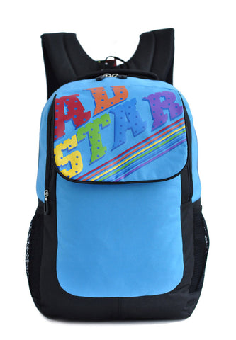 Adstar Backpack Alexa - Blue - tas model Backpack baru - www.baglovers.id - 1