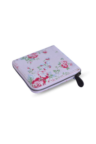 Candy Flowers Wallet Hallie ? Big Pink Rose - tas model Wallet baru - www.baglovers.id - 1