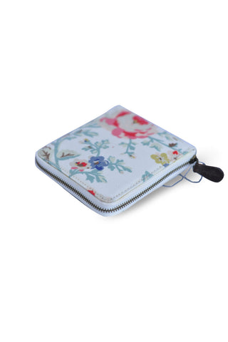 Candy Flowers Wallet Hallie ? Big White Rose - tas model Wallet baru - www.baglovers.id - 1