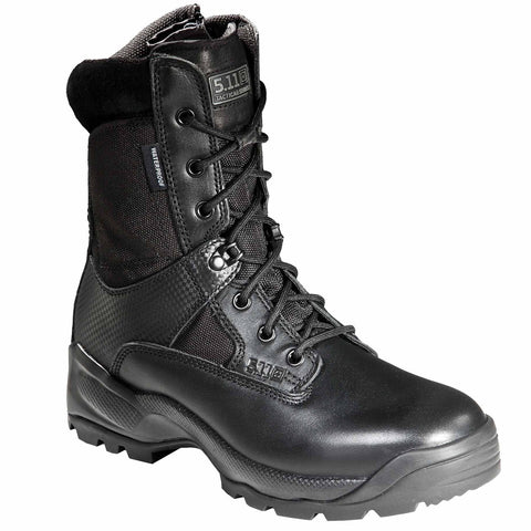 "5.11 A.T.A.C. 8"" STORM SIDE-ZIP WATERPROOF TACTICAL BOOT #12004"