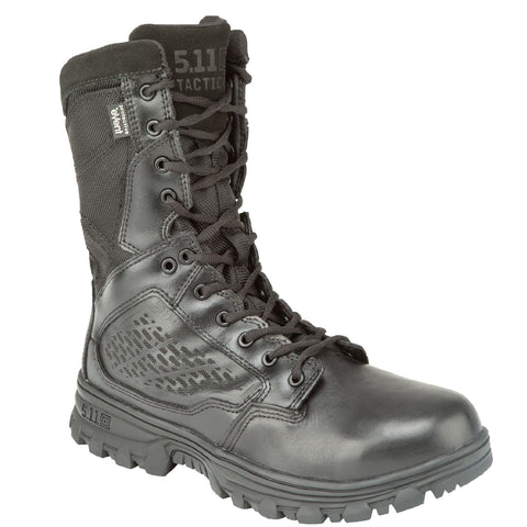 "5.11 EVO 8"" WATERPROOF SIDE-ZIP TACTICAL BOOT #12312"