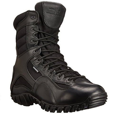 "BELLEVILLE 8"" KHYBER WATERPROOF LIGHTWEIGHT SIDE-ZIP TACTICAL BOOT #TR960ZWP"