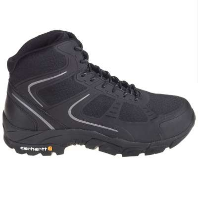 CARHARTT MEN'S LIGHTWEIGHT BLACK WORK HIKER #CMH4251