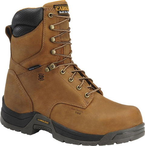 CAROLINA MEN'S WATERPROOF COMPOSITE TOE WORK BOOT #CA8520
