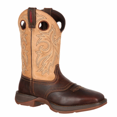 DURANGO MEN'S REBEL SADDLE UP WESTERN BOOT #DB4442