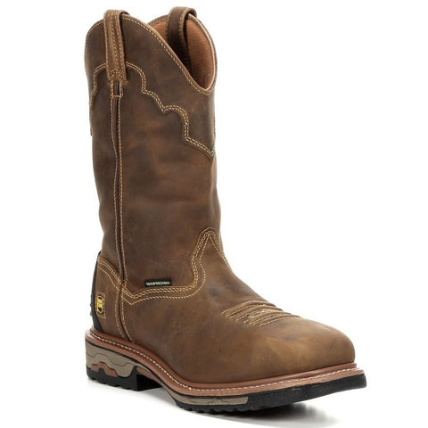 DAN POST MEN'S BLAYDE WATERPROOF STEEL TOE WORK BOOT #DP69482