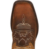 DURANGO LADY REBEL LET LOVE FLY WESTERN BOOT #RD4424