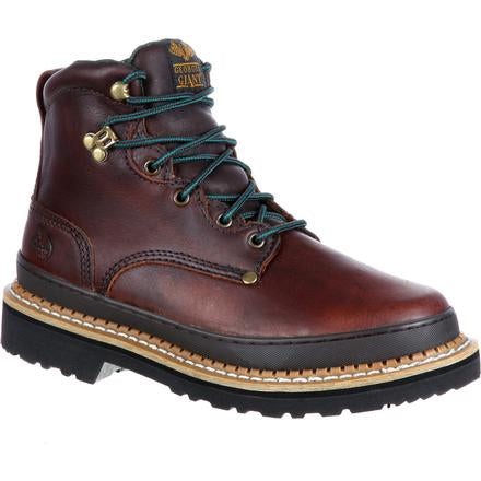"GEORGIA MEN'S 6"" WORK BOOT #G6274"
