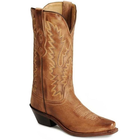 OLD WEST WOMEN'S TAN CANYON FASHION BOOT #LF1529