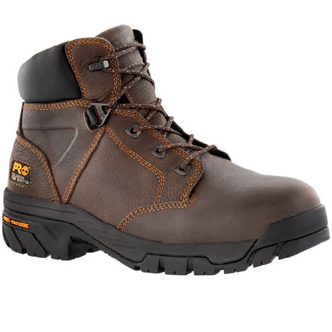 "TIMBERLAND PRO® MEN'S HELIX 6"" ALLOY TOE WORK BOOT #86518"