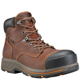 "TIMBERLAND PRO® MEN'S HELIX HD 6"" COMPOSITE TOE WORK BOOTS #A1I4H"