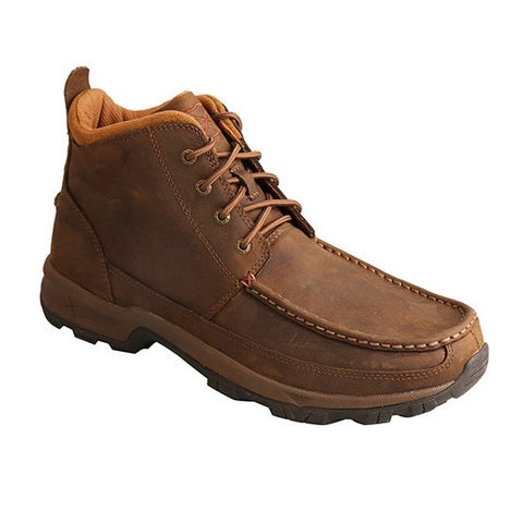 TWISTED X MEN'S 4″ HIKER BOOT #MHK0011