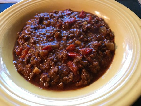 Chili / Paleo / Whole30