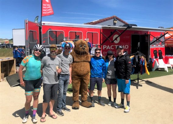Pactimo at Sea Otter 2019