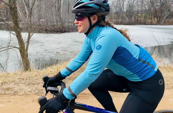 My favorite part of cycling: Being a woman