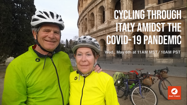 Cycling Through Italy During COVID-19